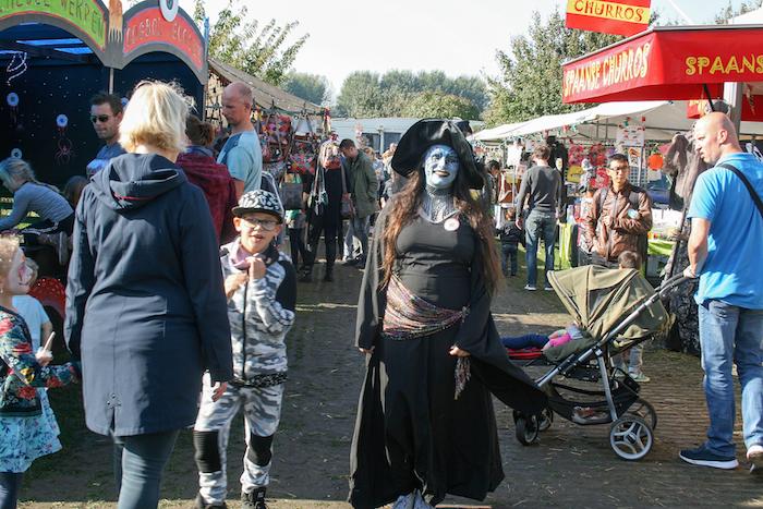 Halloween Friesland.Begin De Herfstvakantie Met Halloweenfair West Friesland